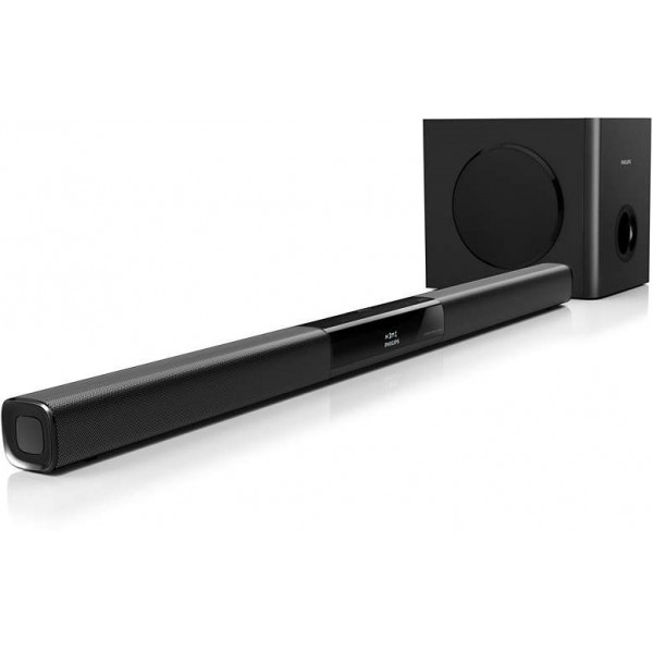 BARRA DE SONIDO PHILIPS INALAMBRICO BT SUBWOOFER