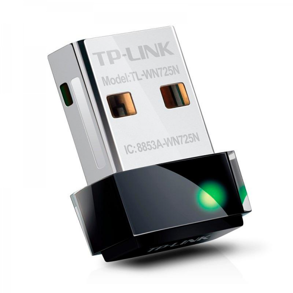 WIFI USB TP-LINK 150MB ADAPTADOR NANO SOFTWARE WP