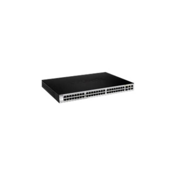 SWITCH DLINK 48 PUERTOS 10-100 + 2 SFP + 2 1000BT