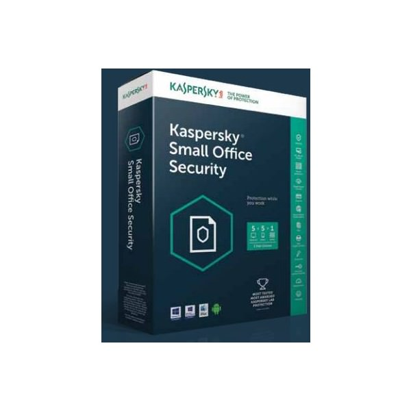 ANTIVIRUS KASPERSKY SMALL OFFICE SECURITY 1SERV+10