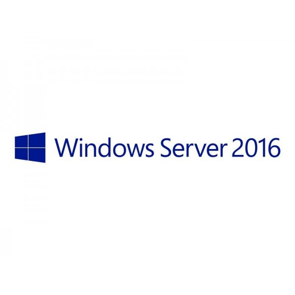 WINDOWS 2016 SERVER 10 CAL USER SOLO EQUIPO HP
