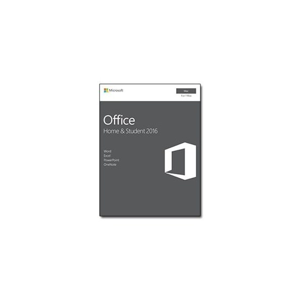 MICROSOFT OFFICE HOME AND STUDENT 2016 PARA MAC