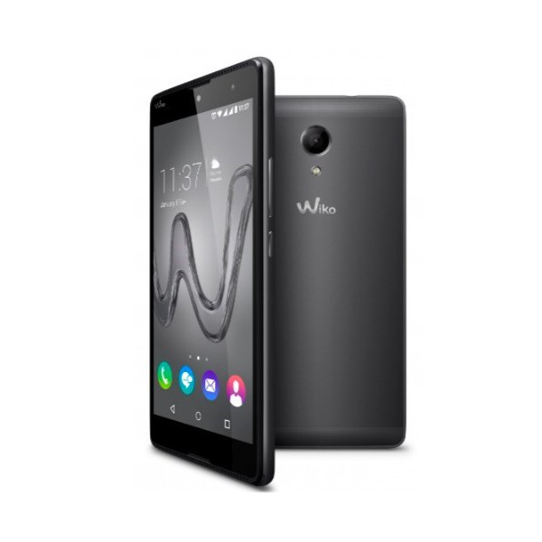 "TELEFONO MOVIL WIKO HARRY 4G ANTHRACITE 5""-QC1.3-16G-3GB"